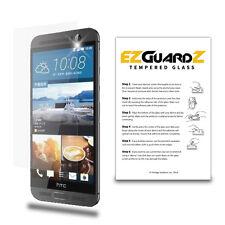 2X For HTC One M9 Plus (M9+) EZguardz Premium Tempered Glass Screen Protector