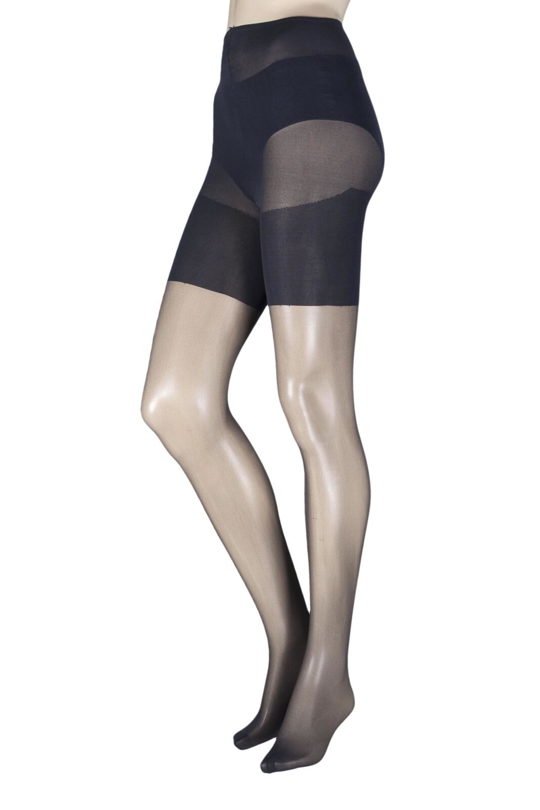 32c1c0aabf24a 20 Denier Luxury Sheer Nylon Xceptionelle Plus Size Tights XL & XXL ...