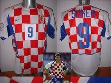 Croatia SUKER Nike Shirt Jersey Football Soccer Adult Medium Trikot Arsenal Top
