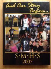 2007 STONE MEMORIAL HIGH SCHOOL YEARBOOK, THE CATAMOUNT, CROSSVILLE, TN