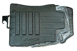 4x-Nissan-Juke-Genuine-Car-Floor-Mats-Tailored-Rubber-Front-Rear-KE7581K089