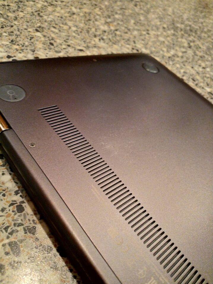 HP sprectra x360 13-4105no, 2,1 GHz, 8 GB ram