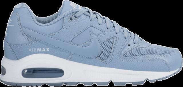Nike Air Max Command Premium Grey Sail 718896 005 Running Shoes Women's NEW | eBay