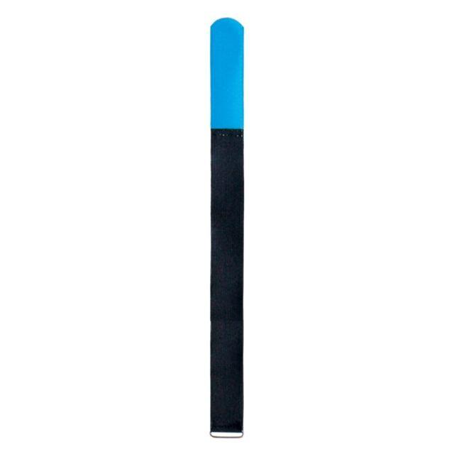 Kabelbinder Klettband 16x160mm Infitronic Klett Kabelbinder 10Stk blau