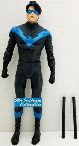 McFarlane Toys DC Comics Multiverse Batmobile Series Dick Grayson Nightwing