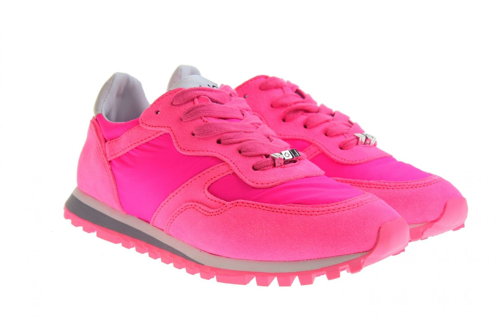 Liu Jo P19us woman low sneakers ALEXA BXX049PX003S16F1 FUCHSIA FLUO
