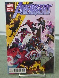 Avengers-34-Variant-Cover-Marvel-Comics-vf-nm-CB1811