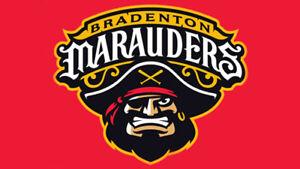 Bradenton-Marauders-Mens-Embroidered-Polo-XS-6XL-LT-4XLT-Pittsburgh-Pirates-New