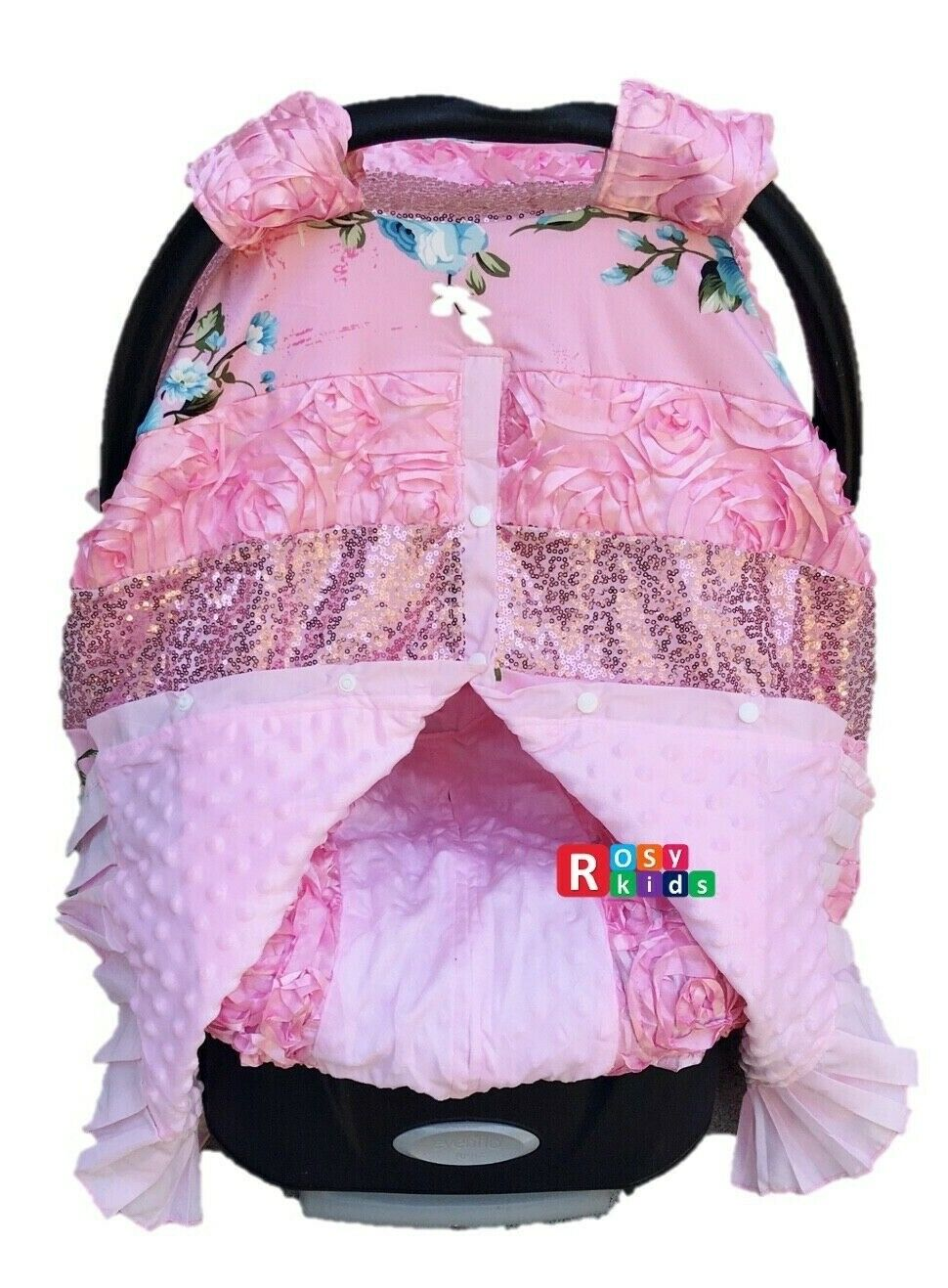 Baby Trend Infant Car Seat Arch Canopy Support For Sale Online Ebay
