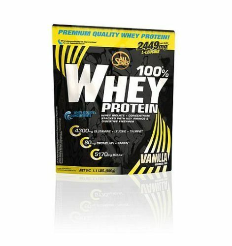 Whey Protein All Stars 3 x 500g dreifache Menge 33,80 EUR 33,80 Menge /1kg 43cfdc