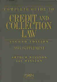Complete-Guide-to-Credit-and-Collection-Law-by-Winston-Arthor