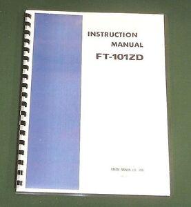 Yaesu ft-101zd survival guide | manualzz. Com.