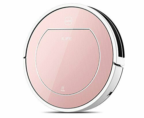 ILIFE V7s Plus Smart Robotic Vacuum Cleaner Mop and Dry Clean Household