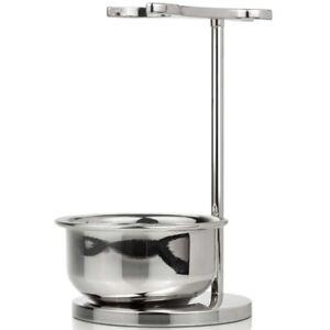 Mondial-1908-Luxury-Razor-amp-Brush-Shaving-Stand-With-Bowl