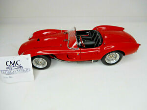 CMC-Ferrari-Testa-Rossa-rot-1957-58-Modellauto-fuer-Sammler-1-18-201F