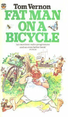 Fat Man on a Bicycle By Tom Vernon