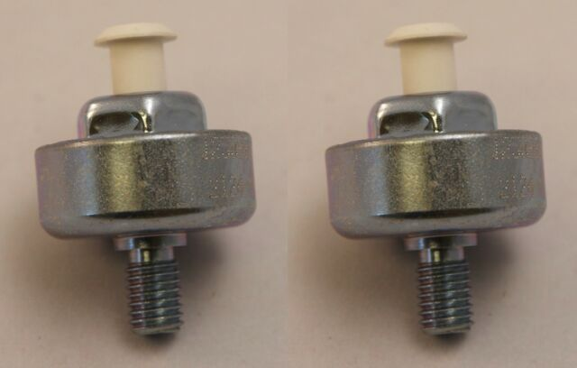 Pair New ACDelco OEM GM 2 Chevy Express Knock Sensor 213-3521 12589867