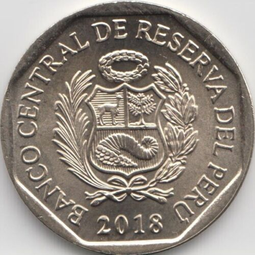 """PERU 1 Sol 2018 /""""Wild Fauna/"""" DARWIN/'S RHEA UNC"""