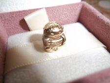 Genuine Authentic Pandora 14ct Gold Little Boy Charm 750468 585 ALE - RARE