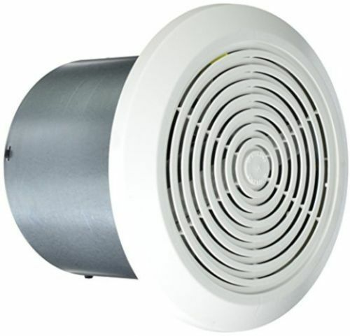 Kitchen Ceiling Exhaust Fan Small Round Bathroom Wall Blower Garage