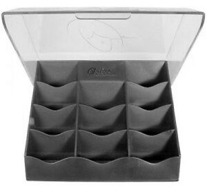 Oster-Professional-Arctic-Igloo-Clipper-Blade-Storage-System-Case-Box-76004-011