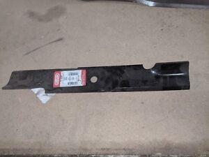 1 X Oregon Tondeuse Lame P/n 91 620-afficher Le Titre D'origine
