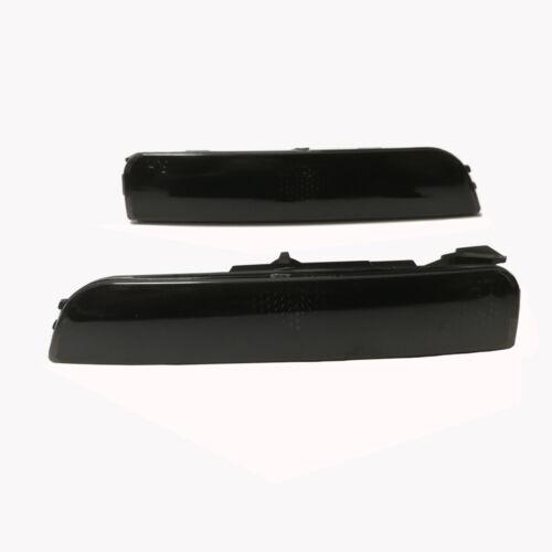 Black Lens For Passat B5.5 01-05 Front Bumper Side Marker Turn Signal Light Lamp