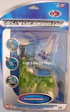 ~ Thunderbirds - TRACY ISLAND SECRET BASE with T1 & T2