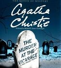 The Murder at the Vicarage by Agatha Christie (CD-Audio, 2016)