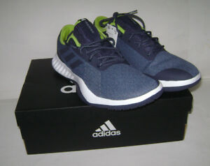 NIB adidas Men Crazy Train LT M Running Training Shoes Sz 13 Blue ...