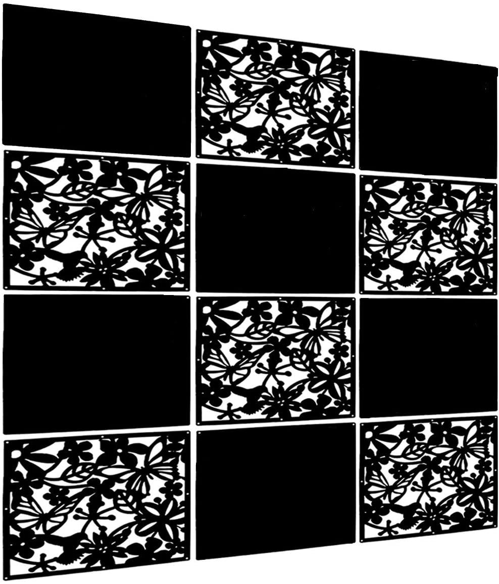 Safetots divisores de habitación y envolvente de fuego Panel Multi Panel de extensión 33 Cm Negro