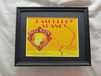 Bent River Raspberry Shandy Beer Sign 1224