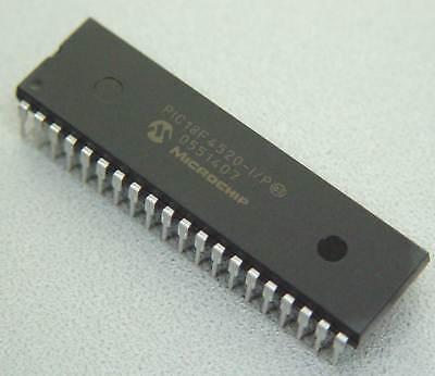 5PCS PIC18F4520-I//P PIC 18F4520 DIP-40PIN NEW Good Quality