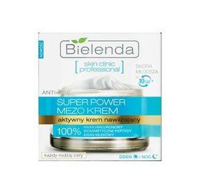 BIELENDA-Super-Power-MEZO-Cream-Anti-Age-100-Hyaluronic-Acid-Moisturizing-50ml