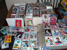 HUGE ESTATE FIND OF VINTAGE SPORTSCARDS WITH OLD UNOPENED PACKS LIQUIDATION