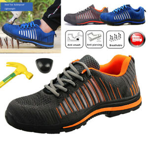 Men-039-s-Safety-Work-Trainers-Indestructible-Outdoor-Breathable-Steel-Toe-Cap-Shoes