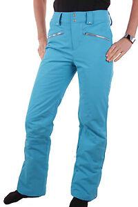 Spyder-Damen-154503-425-Skihose-ME-Tailored-Fit-Pant-Blau