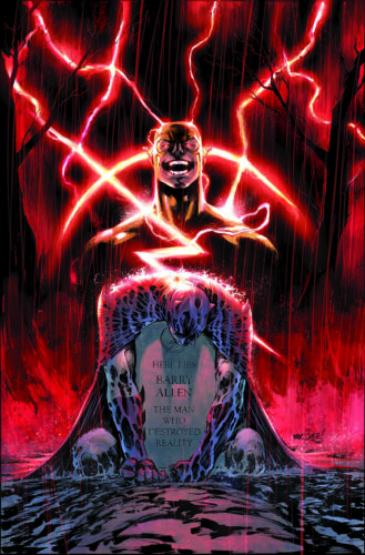 TALES FROM THE DARK MULTIVERSE FLASHPOINT #1 NM BATMAN REVERSE FLASH JUSTICE DC
