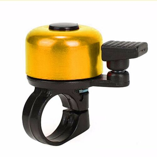 Aluminum Alloy Mini Bike Bicycle Bell Cycling Handlebar Bell Ring For Kids/' Bike