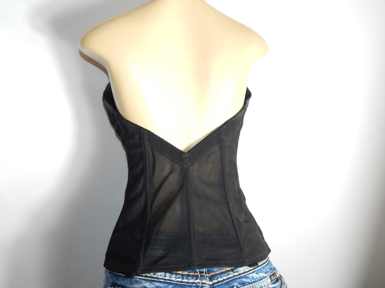 Vintage Fredericks Of HollyWood Lace Bustier Cors… - image 4