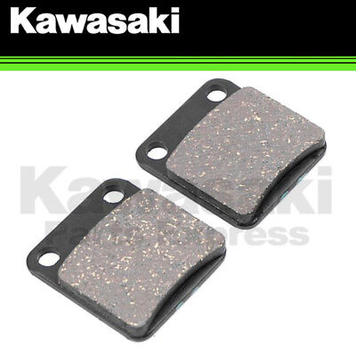 NEW 2000-2020 GENUINE KAWASAKI Z-125 KX 65 REAR BRAKE PADS 43082-0043