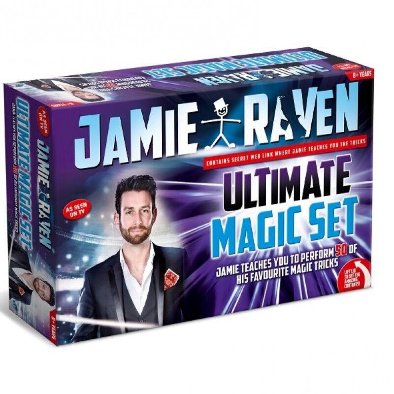 Jamie Raven BGT Ultimate Magic Set New unopened Signed Xmas Present