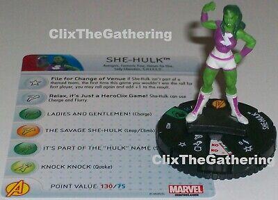 Heroclix Age of Ultron # 023 She-Hulk