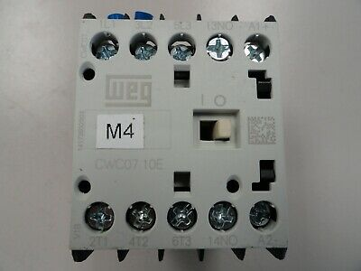 Electrical Equipment & Supplies Weg CWC07.10E Contactor Contactors