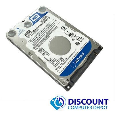 "Western Digital WD 320GB Laptop Hard Drive HDD 2.5/"" WD3200BPVT Internal 5400RPM"