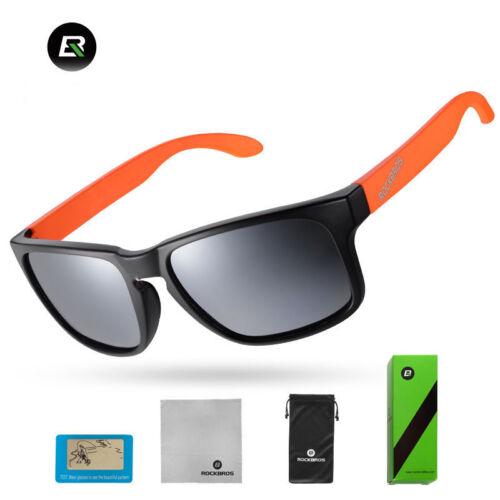 ROCKBROS Polarized Bicycle Bike Cycling Sunglasses Goggles Eyewear UV Glasses