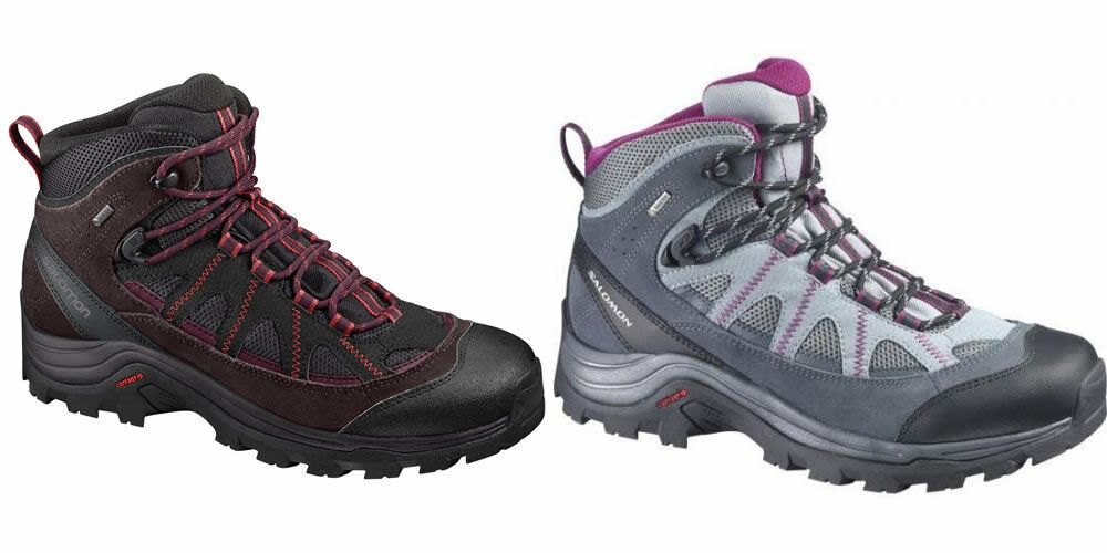 Damenschuhe Wandern salomon Trekking salomon Wandern authentisch ltr GTx w verschiedene Farben e93b2c