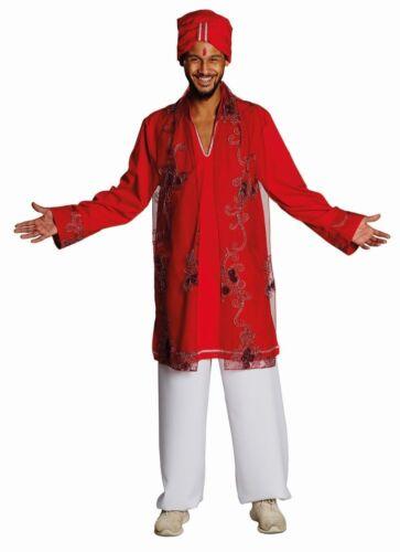 Rub Herren Kostüm Bollywood Inder Karneval Fasching