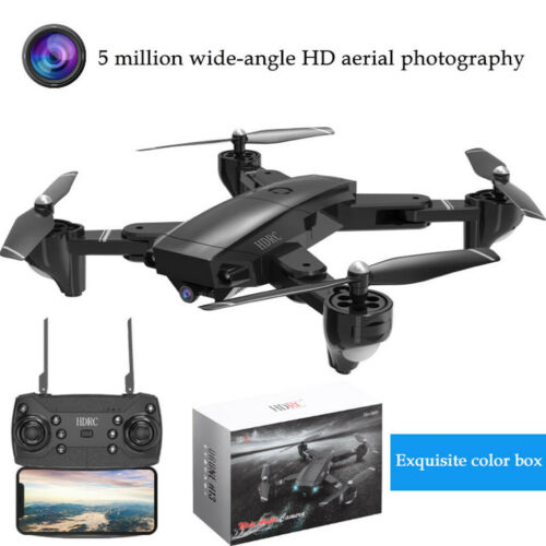 H13 5MP 1080P faltbare Weitwinkel WIFI FPV HD Kamera faltbar RC Quadrocopter DE