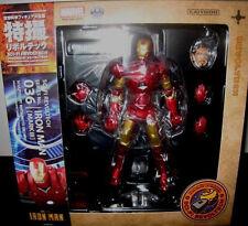 Kaiyodo Revoltech 036 Marvel Iron Man Mark 3 MK III Figure IN STOCK Genuine